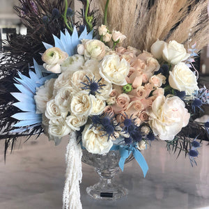 Fresh & Everlasting Floral Arrangement