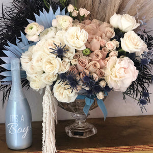 Everlasting & Fresh Floral Arrangement