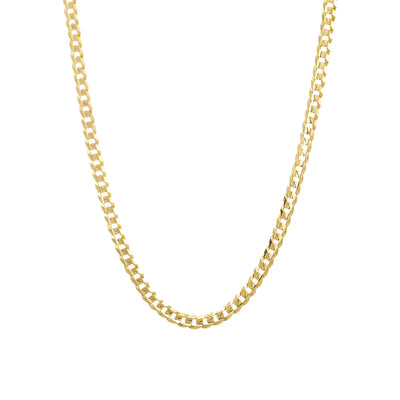 Verve 9k gold chain box chain