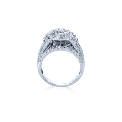 Verve 10K Dress Ring- Engagement Ring