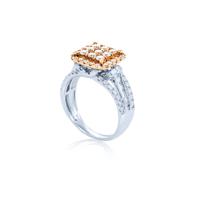 Verve 14K Fashion Dress Diamond Ring