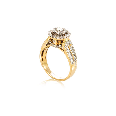 Verve 14K Dress Ring-Engagement Ring