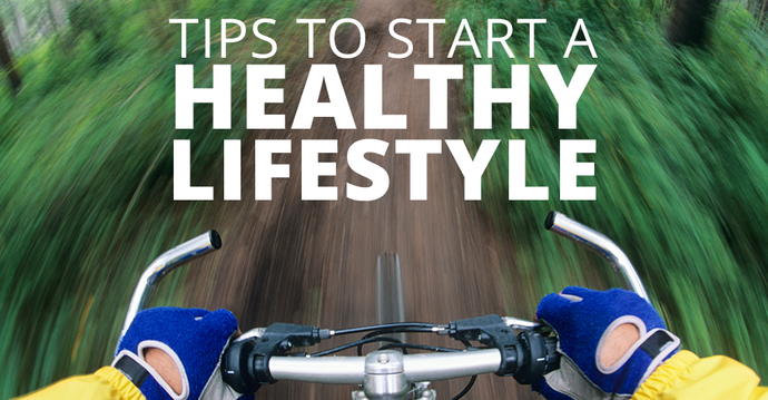 10 Tips To Starting A Healthy Lifestyle – With Bonus Tip!