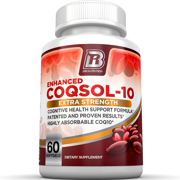 CoQSOL-10 - Softgels