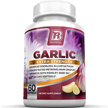 Odorless Garlic - Softgels
