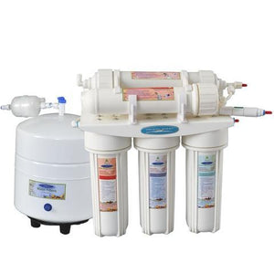 15 Stages of Filtration [Crystal Quest Reverse Osmosis Under Sink Water Filter] 2000C