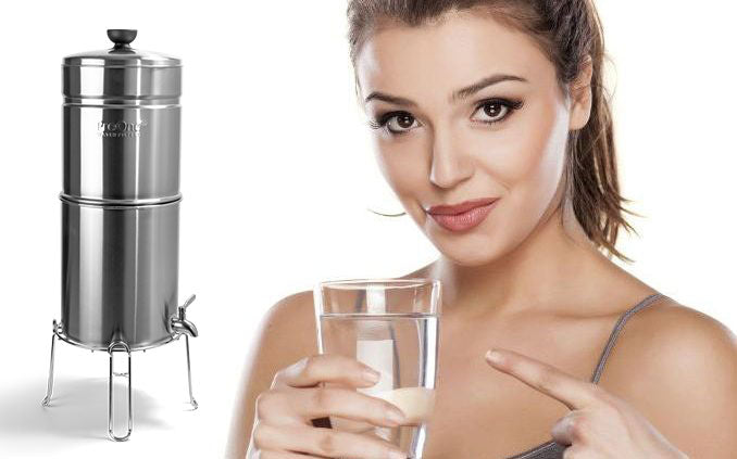 Propur Gravity Filters Better than Berkey Alternative from Highbrow Water Filters