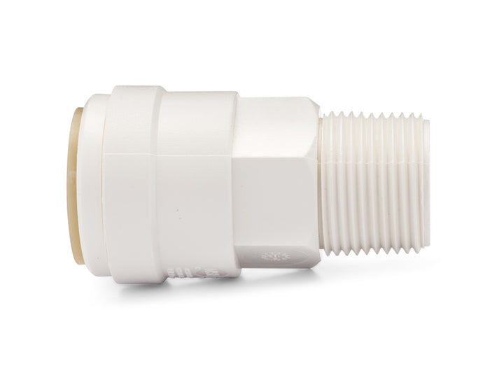 Propur 3/4in Quick Connect Female x 3/4in NPT Male Fitting