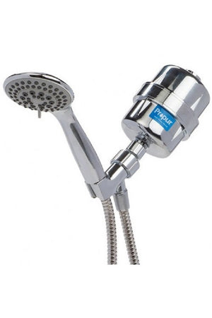 Propur Shower Filter and Head - Chrome