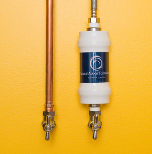 Under Sink - Water Structuring Generator by Natural Action Technologies