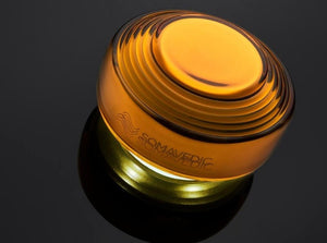 "Enhanced EMF Protection for Whole Home ""Somavedic: Medic Ultra Amber"" - Structures Water & Protects Against 3rd, 4th, 5th Gen EMF Free Radicals"