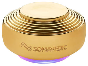 "MAX EMF Protection for Whole Home ""Somavedic: Medic Ultra Gold"" - Structures Water & Protects Against 3rd, 4th, 5th Gen EMF Free Radicals"