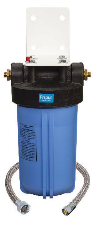 Propur / Under Sink / Removes 88.3% Fluoride / Removes 220+ Contaminants / 2 Year Limited Warranty