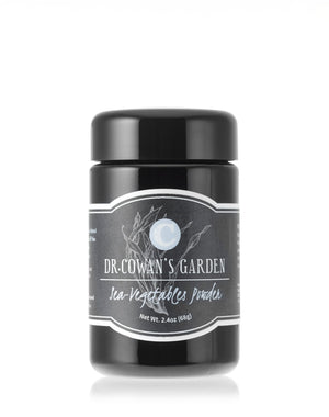 Organic Sea-Vegetables Powder - Dr. Cowan's Garden