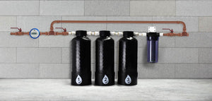 ProPur 4 Stage Whole House Water Filter - 1-3 Bathrooms