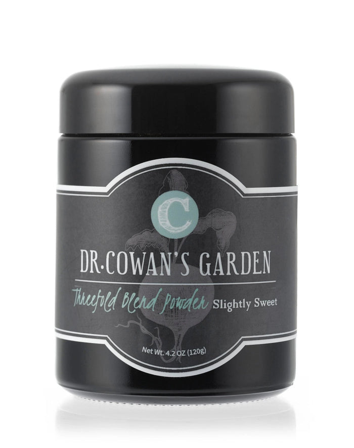 Threefold Blend Powder (Slightly Sweet), Organic (by Dr. Cowan's Garden)