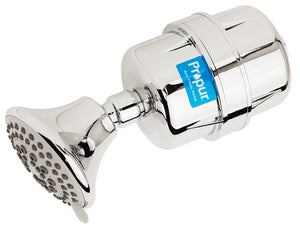 ProOne PM-9000C Shower Filter with Massage Head Chrome [formerly Propur]