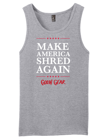 Make america shred again tank