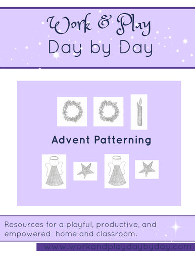Advent Patterning Strips