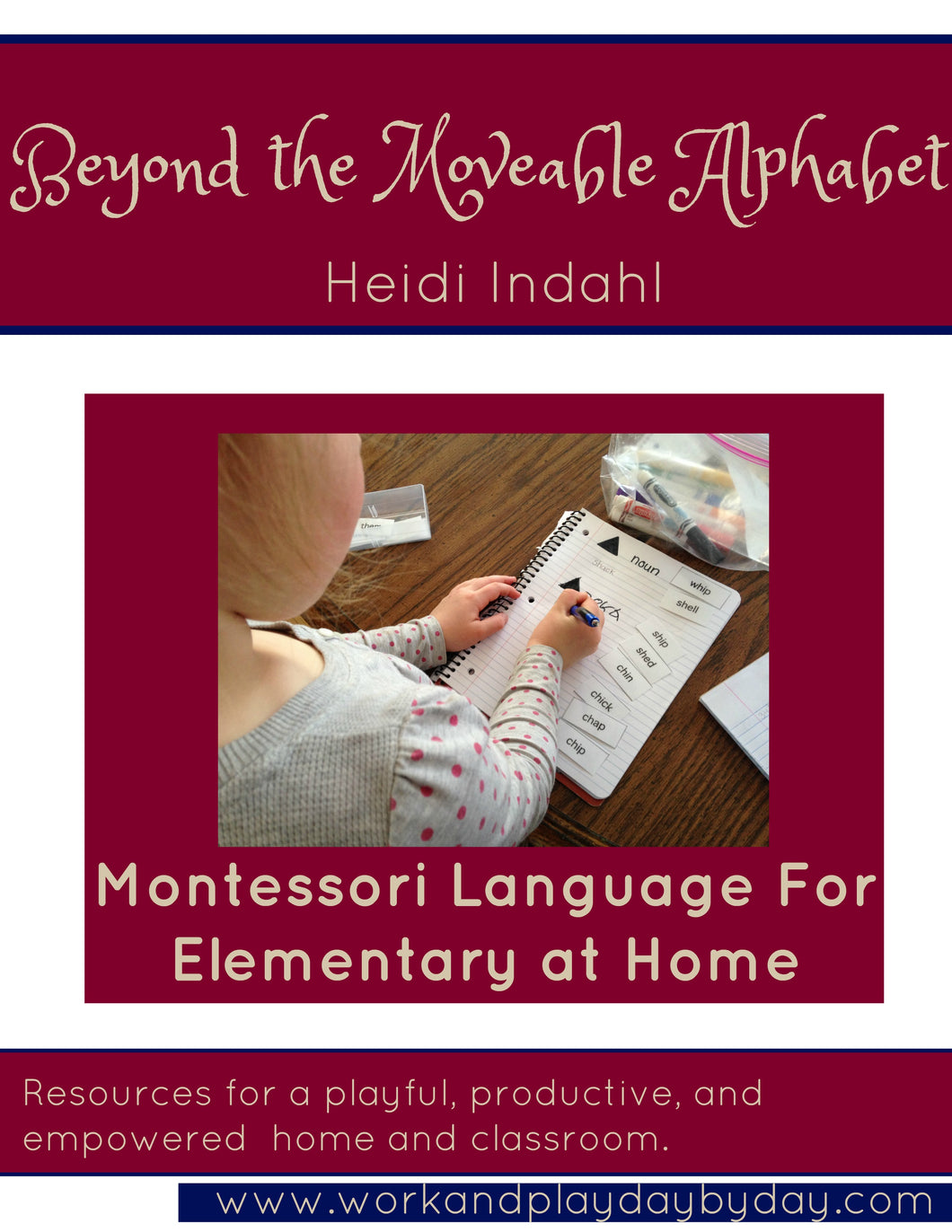 Beyond the Moveable Alphabet {ebook}