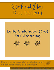 Early Childhood Fall Graphing