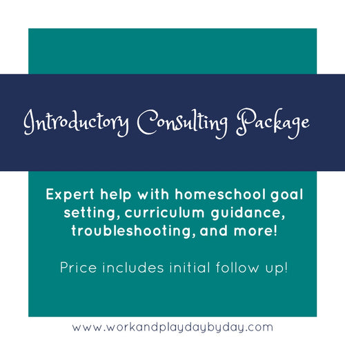 Introductory Consult Package