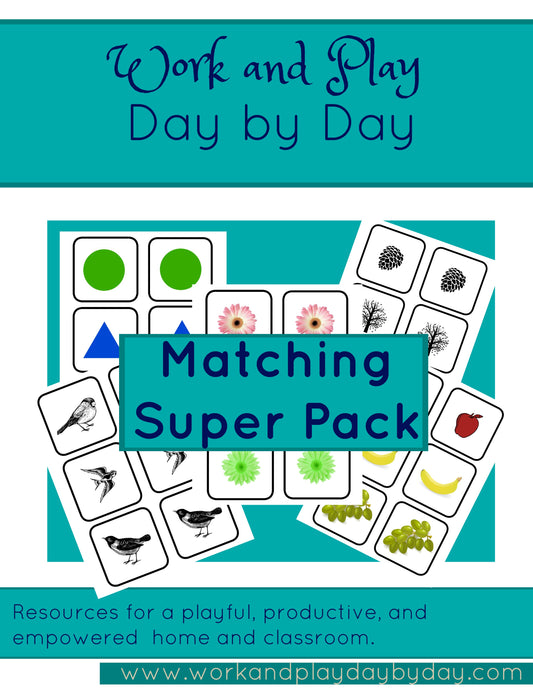 Matching Game Super Bundle