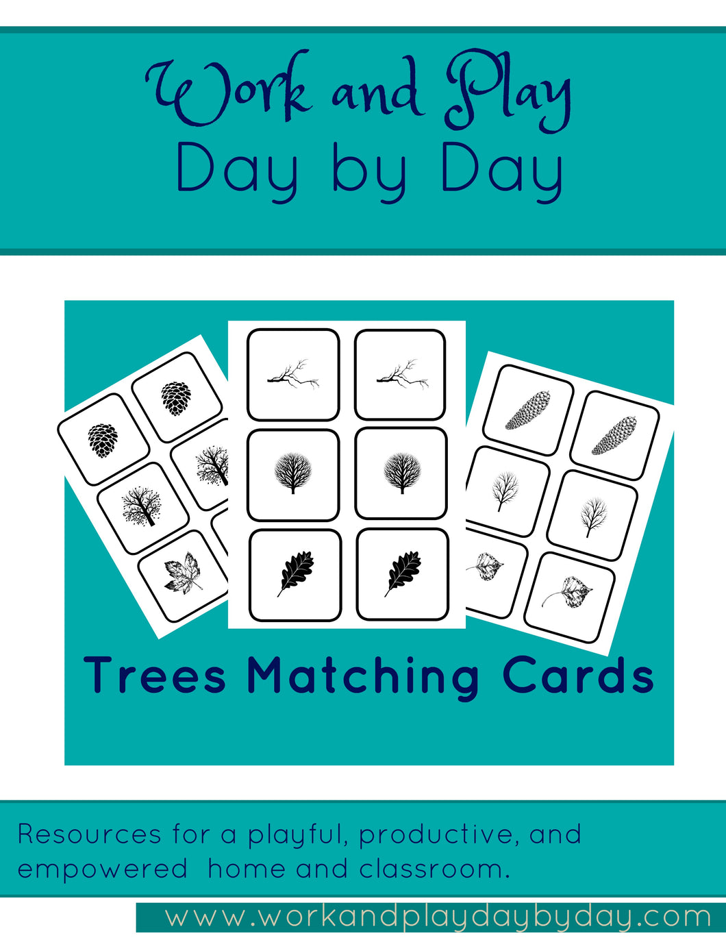 Trees Matching Game