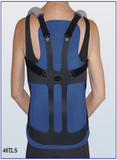 Thoracic Lumbar Sacral Orthosis Knight Taylor Type (TLSO)