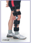 Post Operative Pin Knee Brace