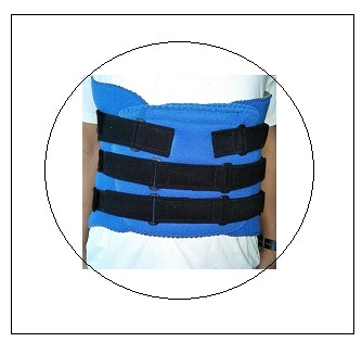 Thoracic Lumbar Sacral Orthosis Knight Taylor Type (TLSO