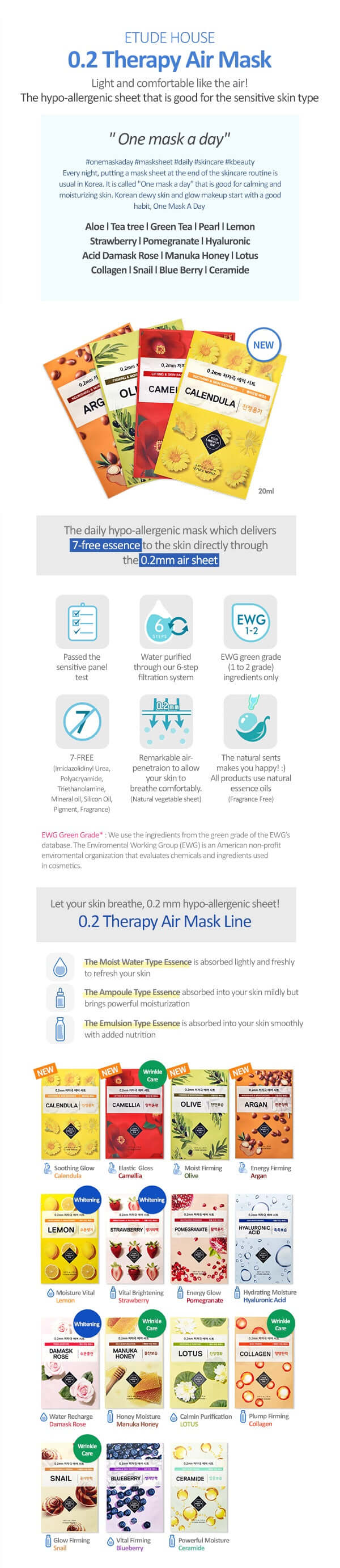 0.2 Therapy Air Mask