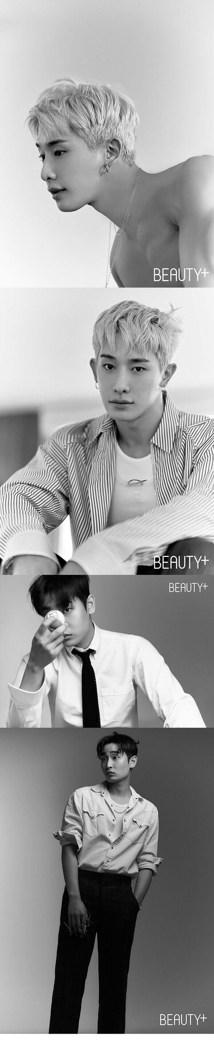 Beauty+ October 2021 Issue (Cover: Cha Eun Woo)