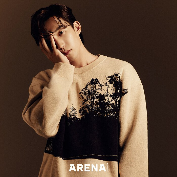 Arena Homme+ September 2021 Issue (Cover: JAY B)