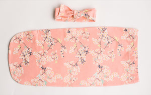 Swaddle Pod in Cherry Blossom