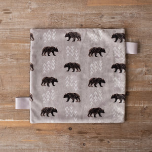 "Bearfoot Gray 14"" Lovey"