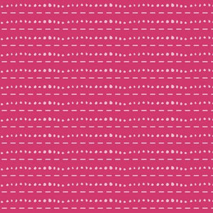 Chickadee Cover All Les Points Rose Magenta