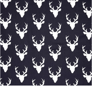 Chickadee Cover All Buck Forest Twilight Navy