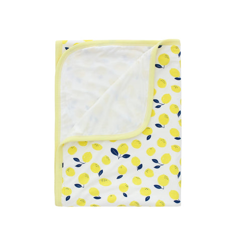 Bamboo Stretch Swaddle, Lemon