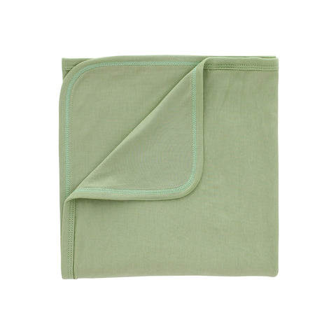 Bamboo Stretch Swaddle, Pastel Green