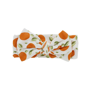 Headwrap, Orange