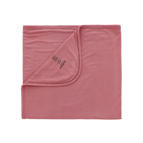 Bamboo Stretch Swaddle, Wild Rose