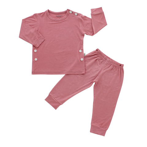 Pajama Set, Wild Rose