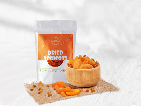 Dried Apricots 500g