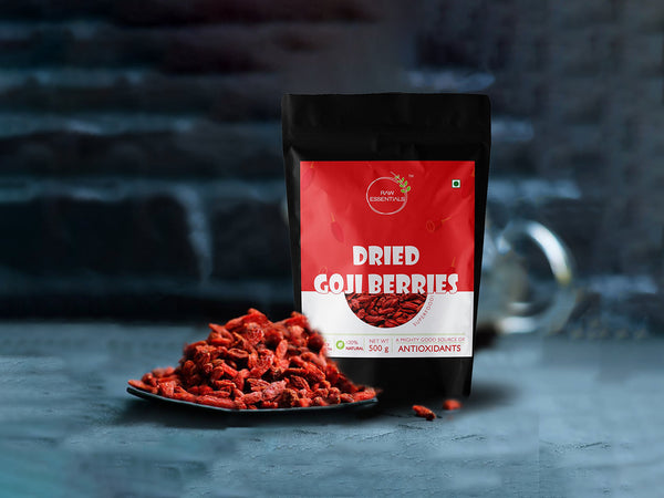Dried Gojiberries 500g