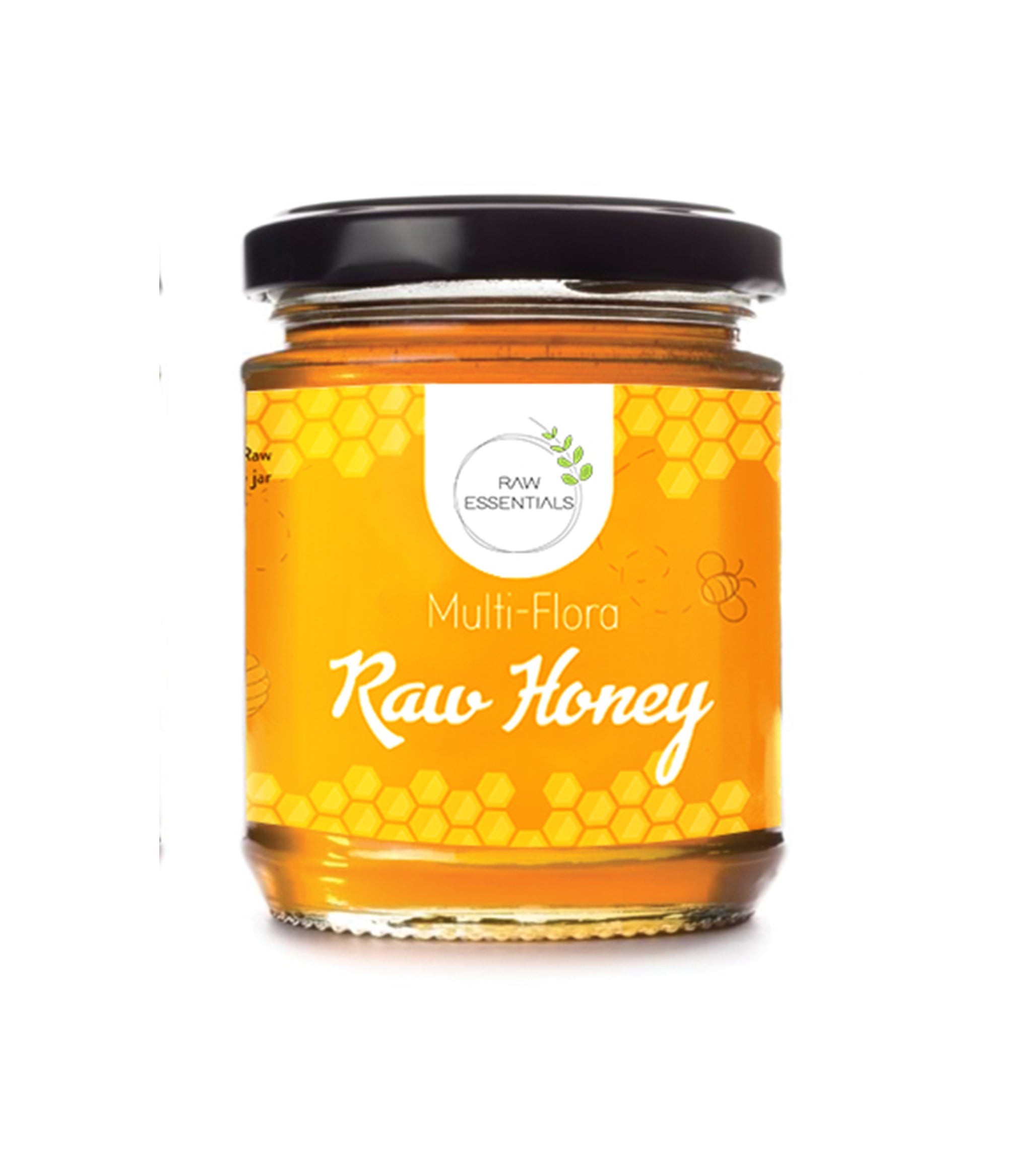 Multi-flora Raw Honey 350g