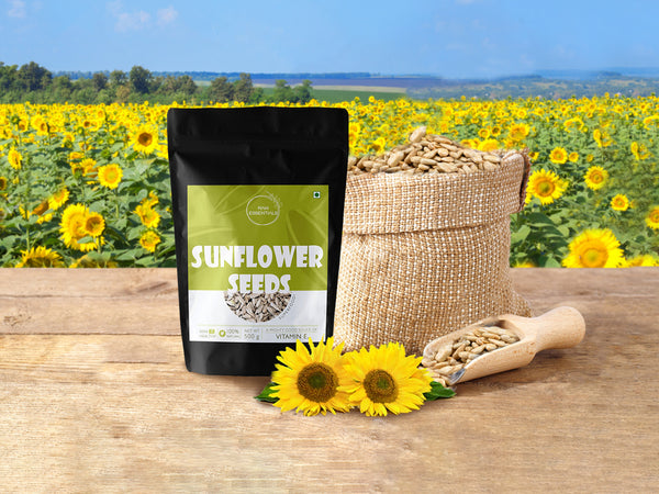 Raw Sunflower Seeds 500g