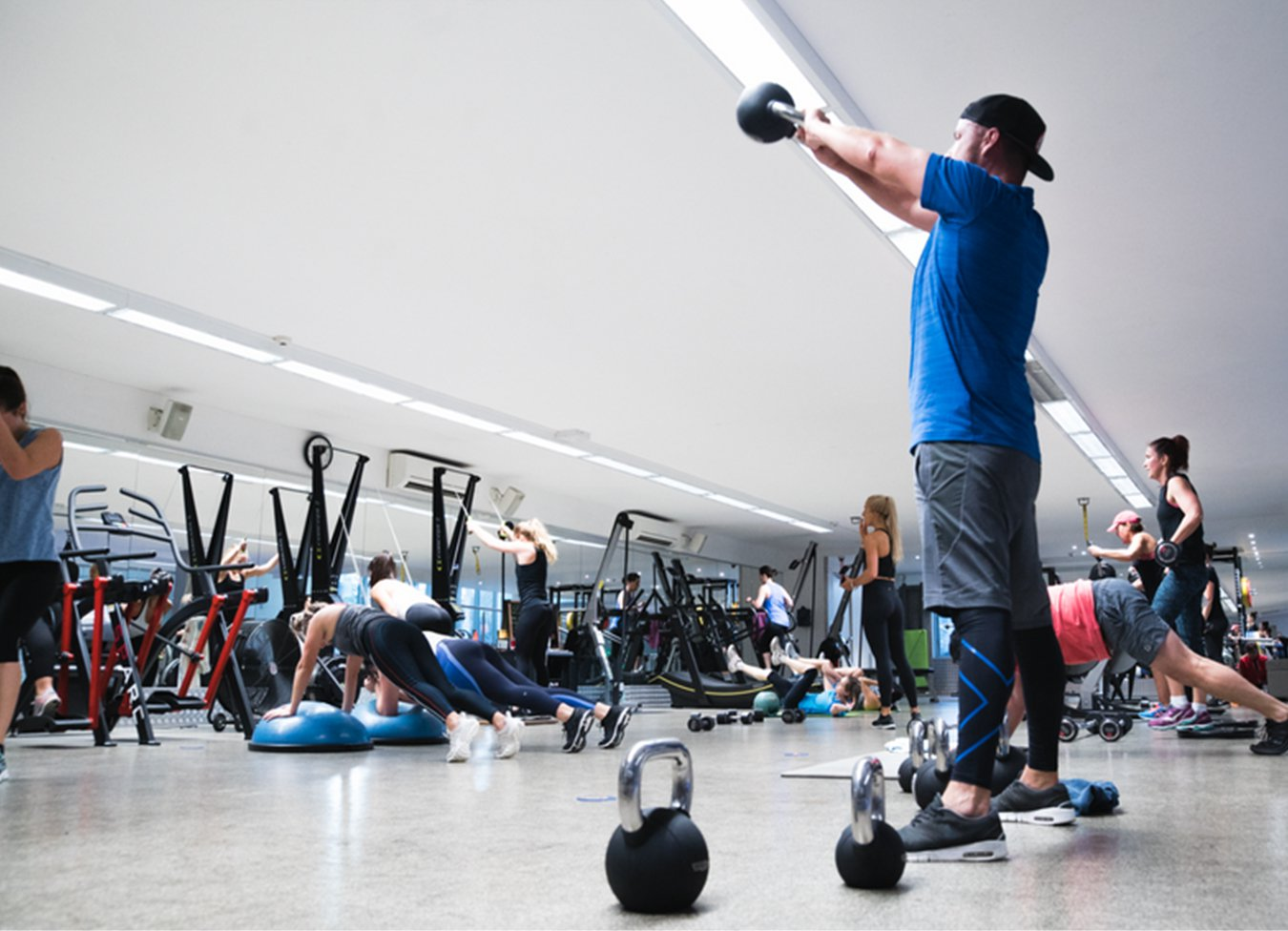 What is HIIT? - Titan Fitness