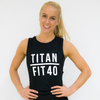 Womens Titan Fit 40 Tank