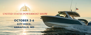 United States Powerboat Show Annapolis